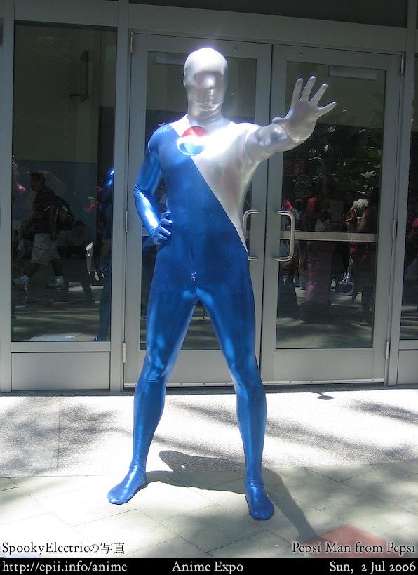 Pepsi - Pepsi Man - eπi.info
