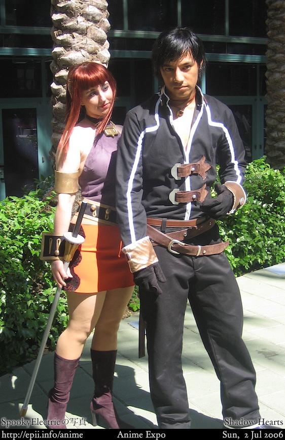 Shadow Hearts Karin And Yuri 2 E I Info