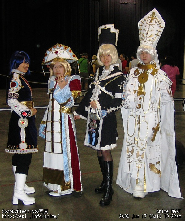 Picture: Trinity Blood Group