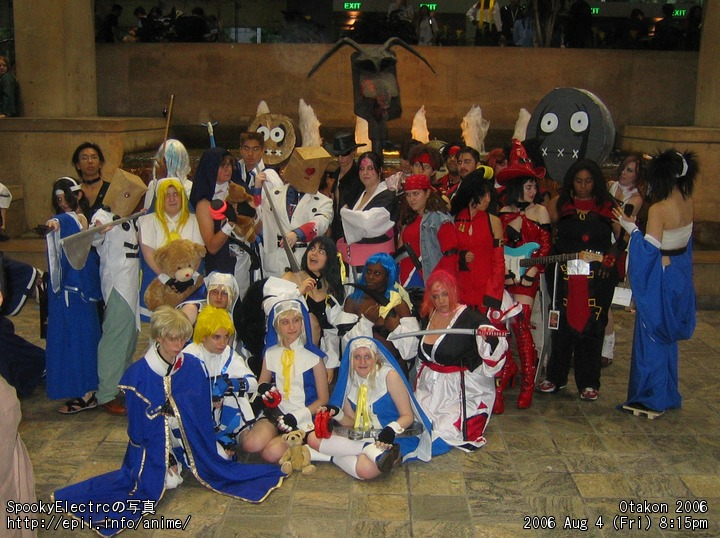 Picture: Guilty Gear - Group 02