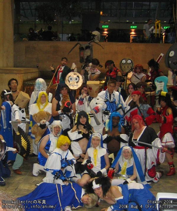 Picture: Guilty Gear - Group 03