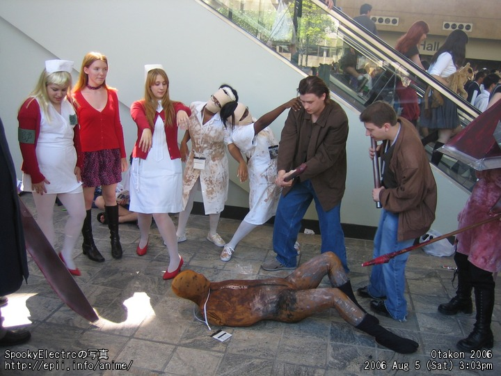 Picture: Silent Hill - Group