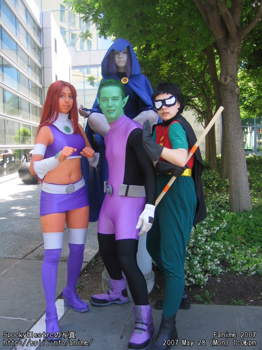 Picture: Teen Titans - Group 2