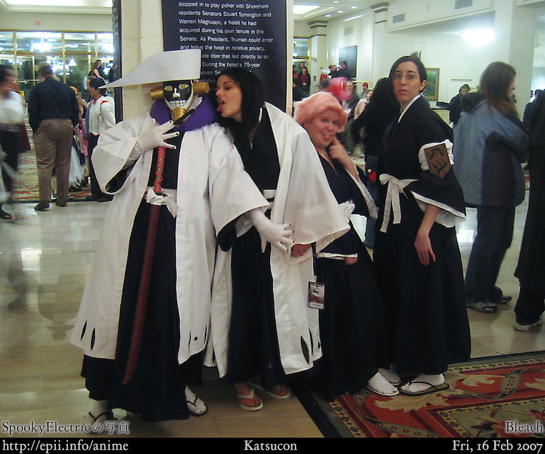 Picture: Bleach - Group