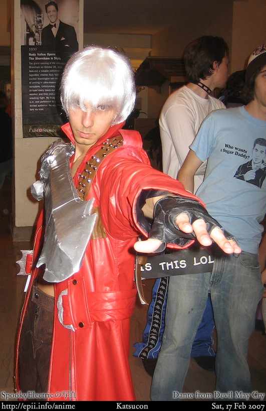 Picture: Devil May Cry - Dante