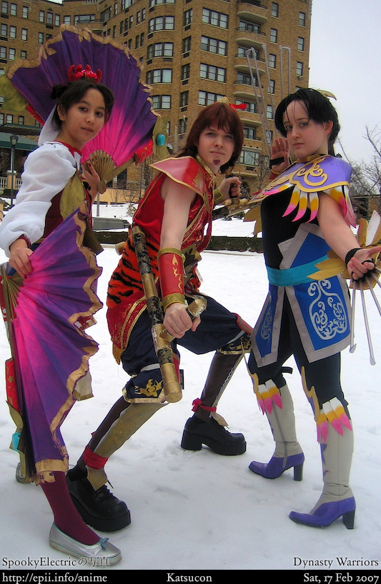 Picture: Dynasty Warriors - Group 2