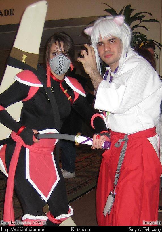 Inuyasha - Sango and Inuyasha - eπi.info