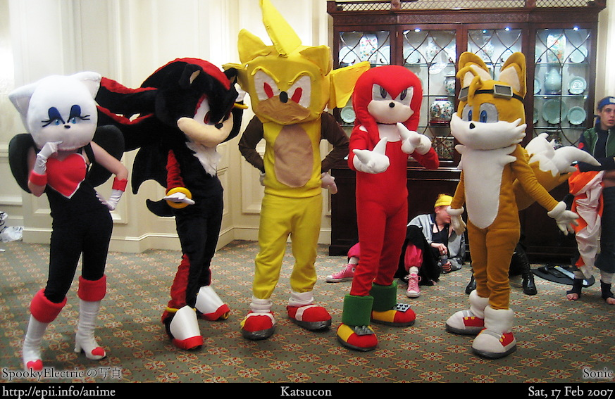 Picture: Sonic - Group