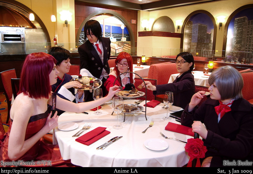 Picture: Black Butler - Group