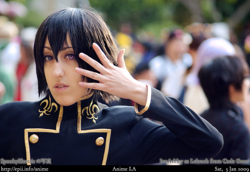 Picture: Code Geass - Lelouch