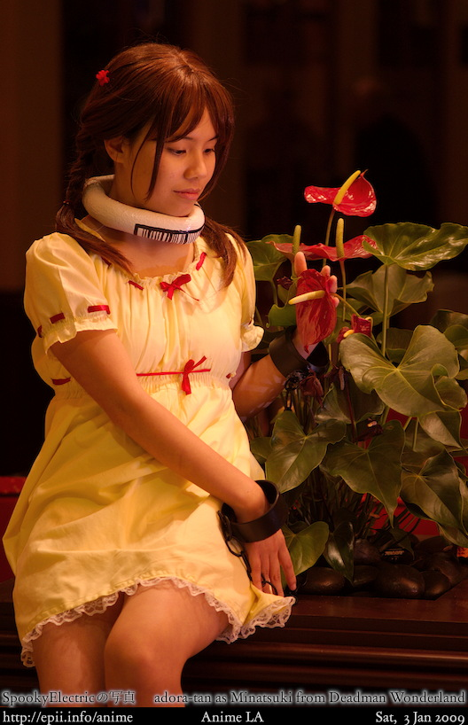 Cosplay  Picture: Deadman Wonderland - Minatsuki 1