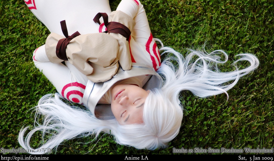 Cosplay  Picture: Deadman Wonderland - Shiro 3