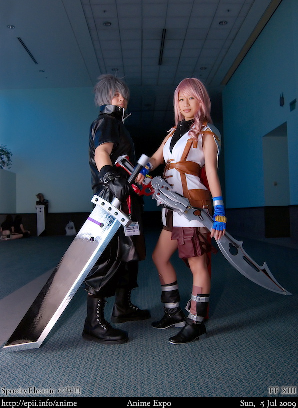 Picture: Final Fantasy XIII