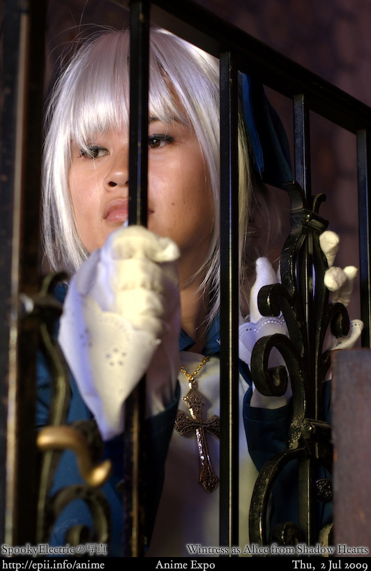 Picture: Shadow Hearts - Alice 8