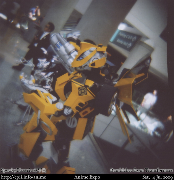 Picture: Transformers - Bumblebee