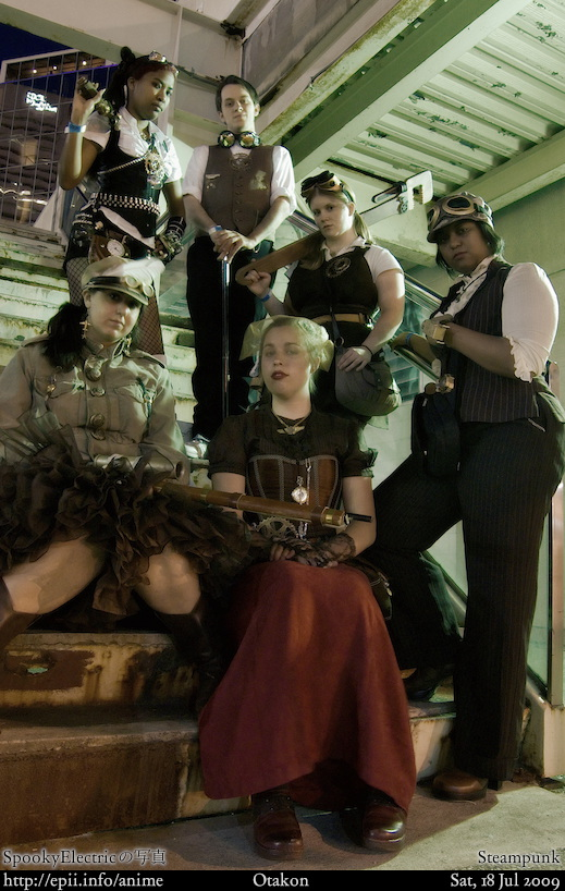 Picture: Steampunk - Group 2