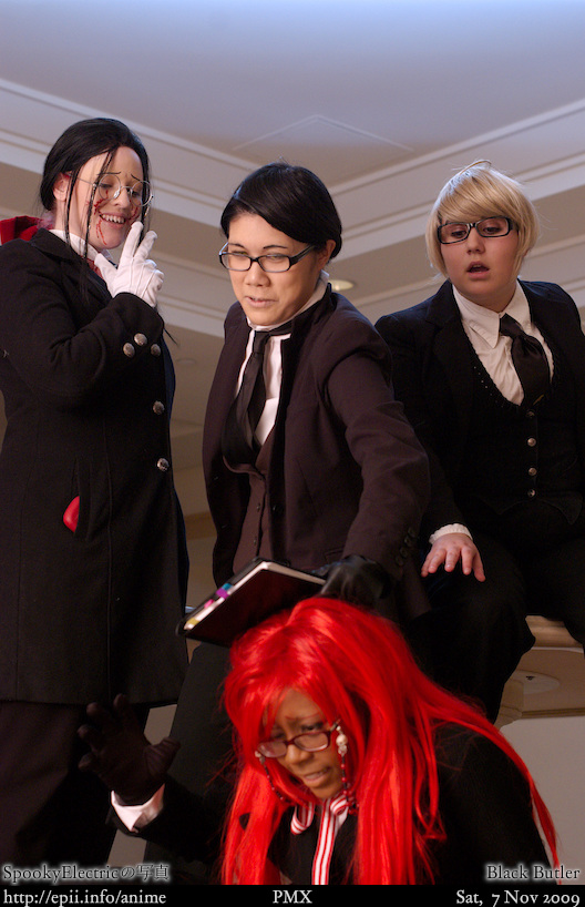 Picture: Black Butler - Group 2