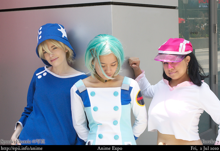 Picture: Eureka 7 - Group