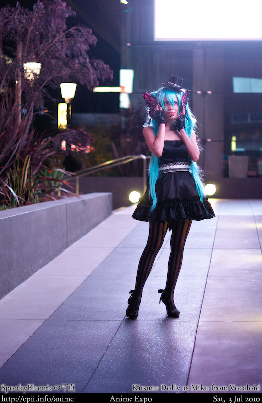 Cosplay  Picture: Vocaloid - Miku 4