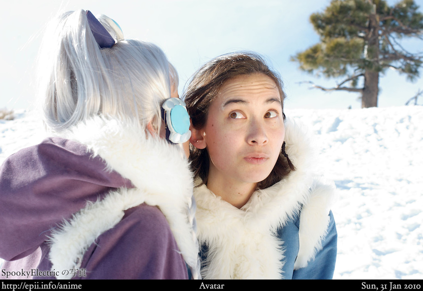Picture: Avatar - Sokka x Yue 5
