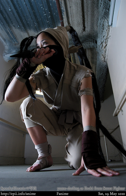 Picture: Street Fighter - Ibuki 1
