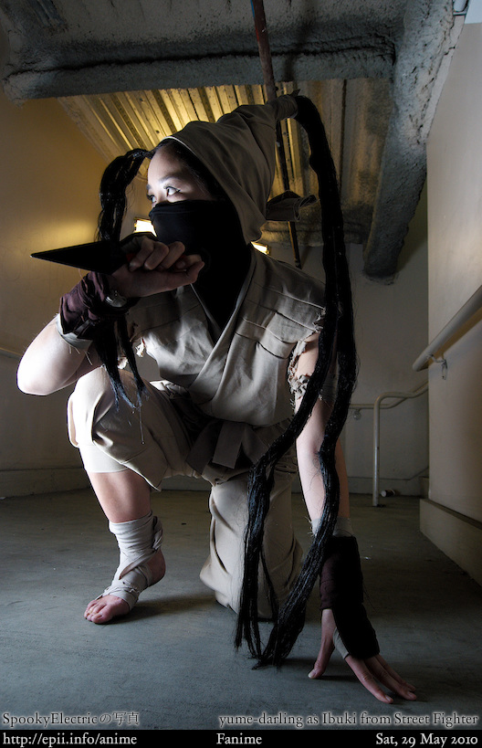 Picture: Street Fighter - Ibuki 2