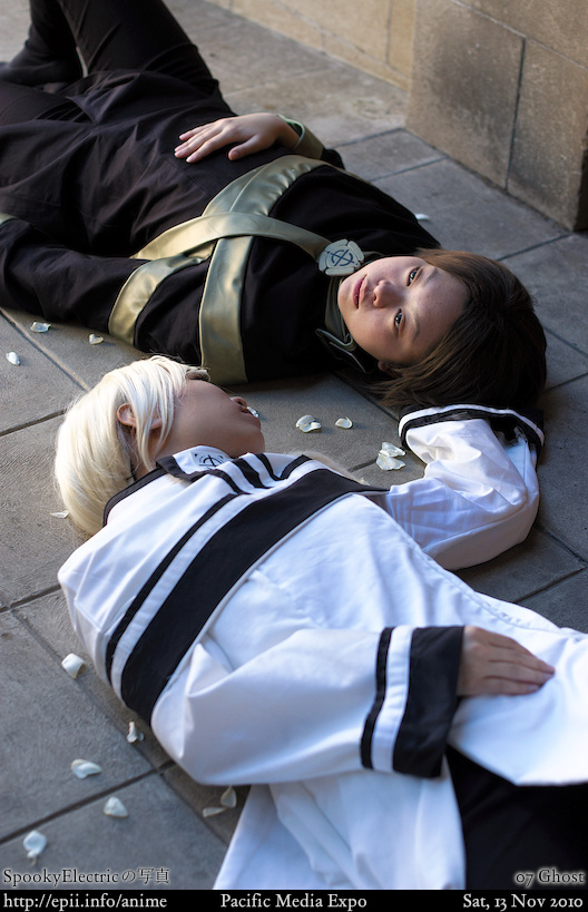 Picture: 07 Ghost - Hakuren and Teito 4