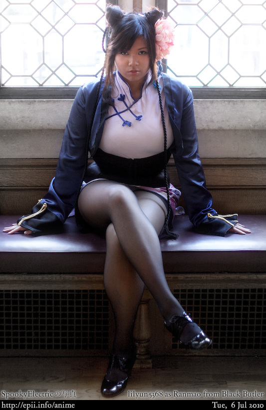 Cosplay  Picture: Black Butler - Ranmao 1