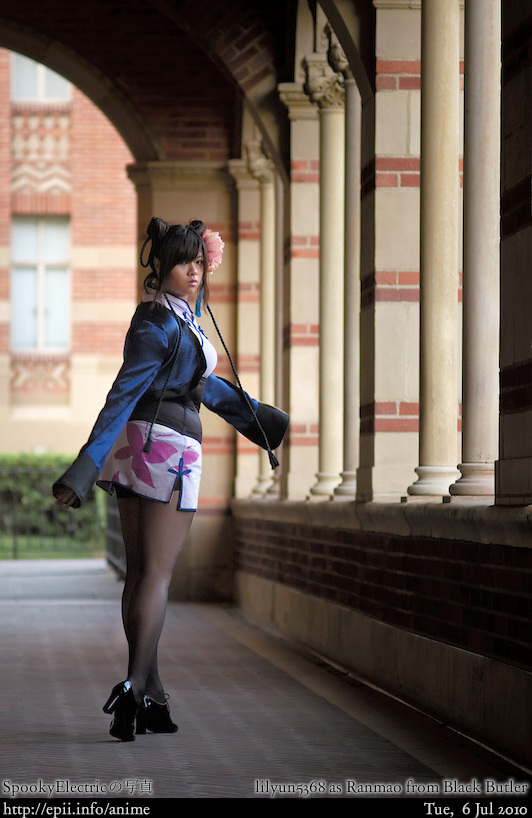 Cosplay  Picture: Black Butler - Ranmao 10