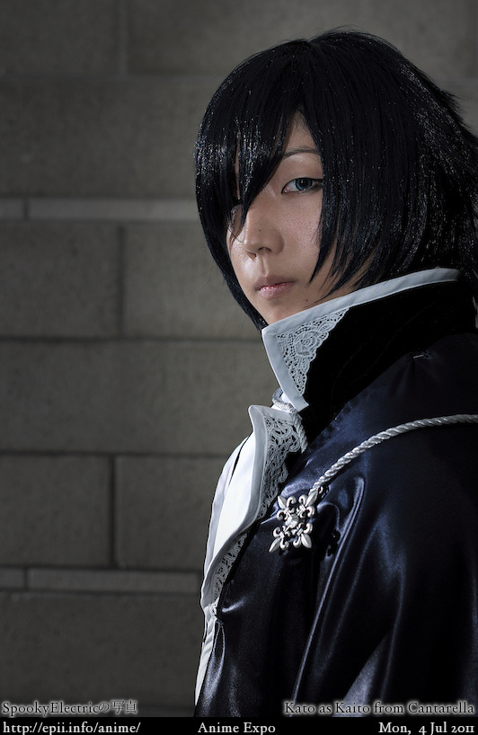 Cosplay  Picture: Cantarella - Kaito 0750