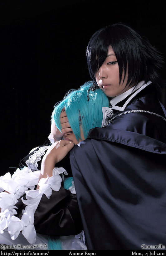 Cosplay  Picture: Cantarella - Miku and Kaito 0708