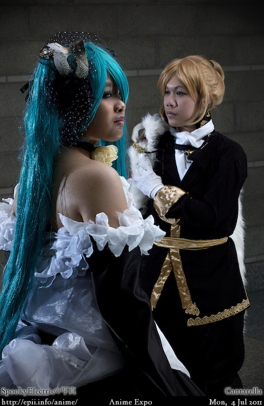 Cosplay  Picture: Cantarella - Miku and Len 0579
