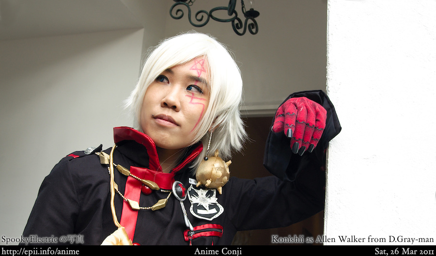 Picture: D.Gray-man - Allen Walker 3