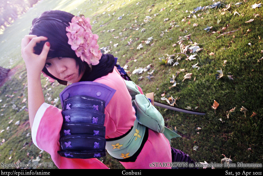 Cosplay  Picture: Muramasa - Momohime 2