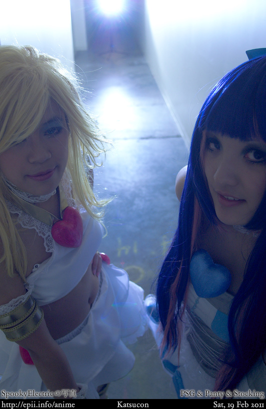 Picture: PSG - Panty and Stocking