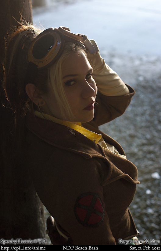 Cosplay  Picture: X-Men - Rogue (Steampunk) 2