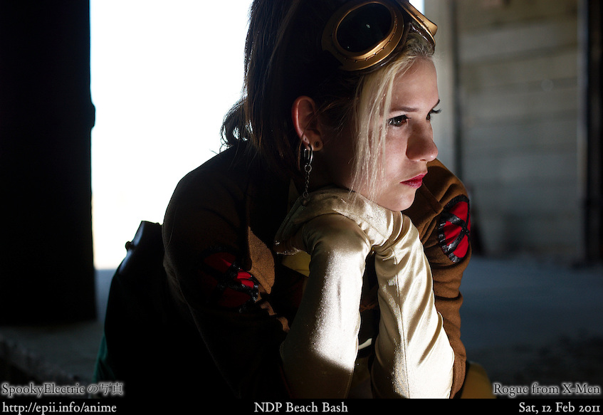 Cosplay  Picture: X-Men - Rogue (Steampunk) 5