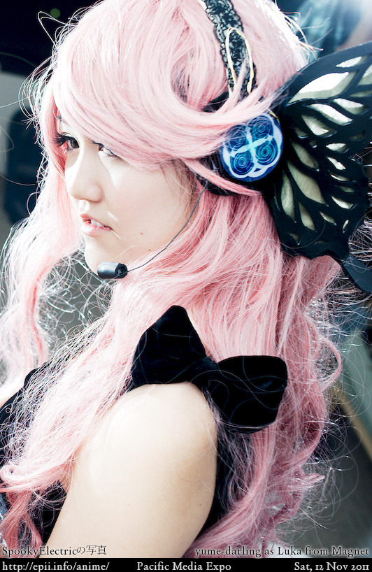 Cosplay  Picture: Magnet - Luka 0213