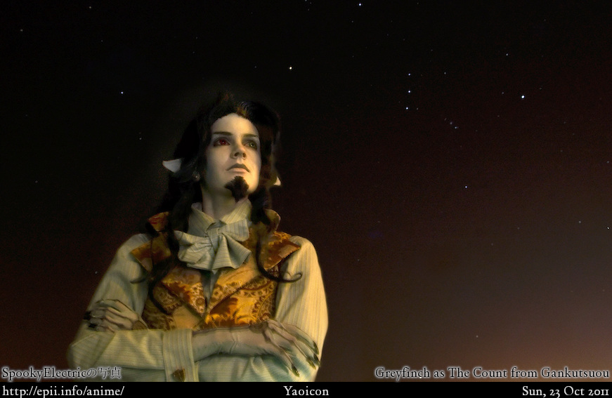 Cosplay  Picture: Gankutsuou - The Count of Monte Cristo 7749