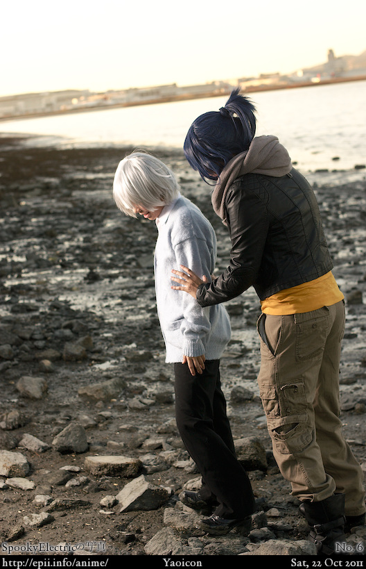 Cosplay  Picture: No. 6 - Shion and Nezumi 7432