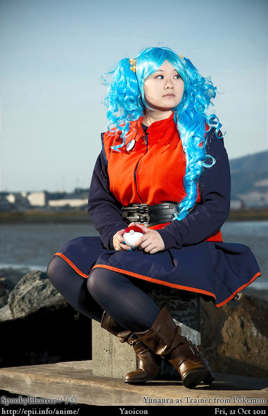 Cosplay  Picture: Pokemon - Trainer 6380