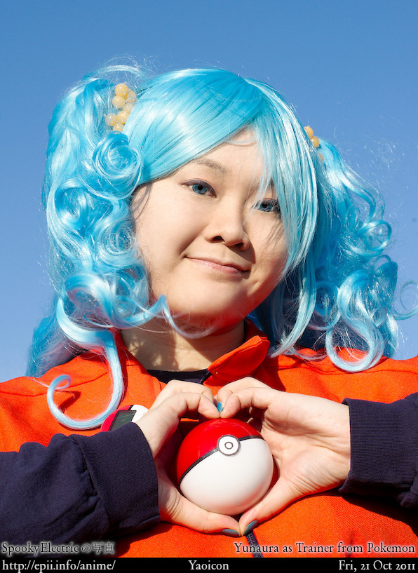 Cosplay  Picture: Pokemon - Trainer 6398