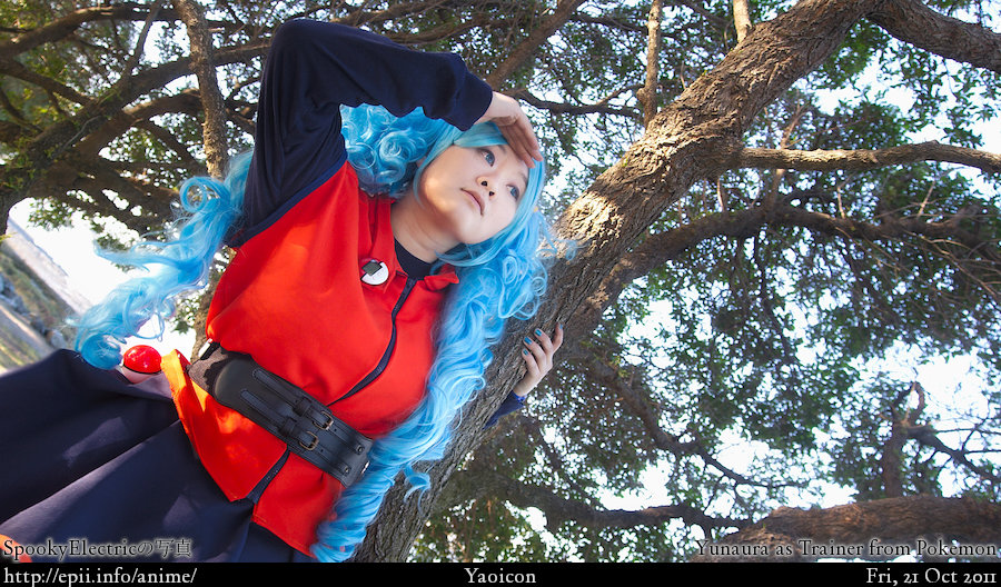 Cosplay  Picture: Pokemon - Trainer 6501