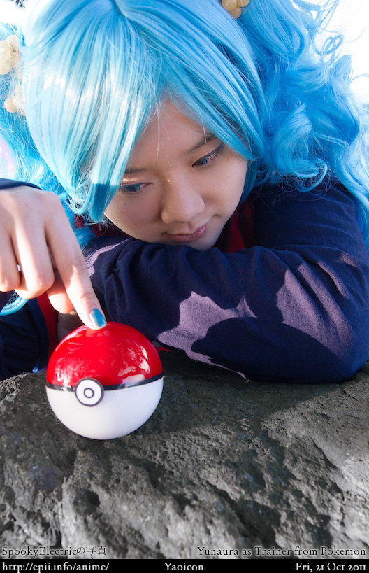Cosplay  Picture: Pokemon - Trainer 6524