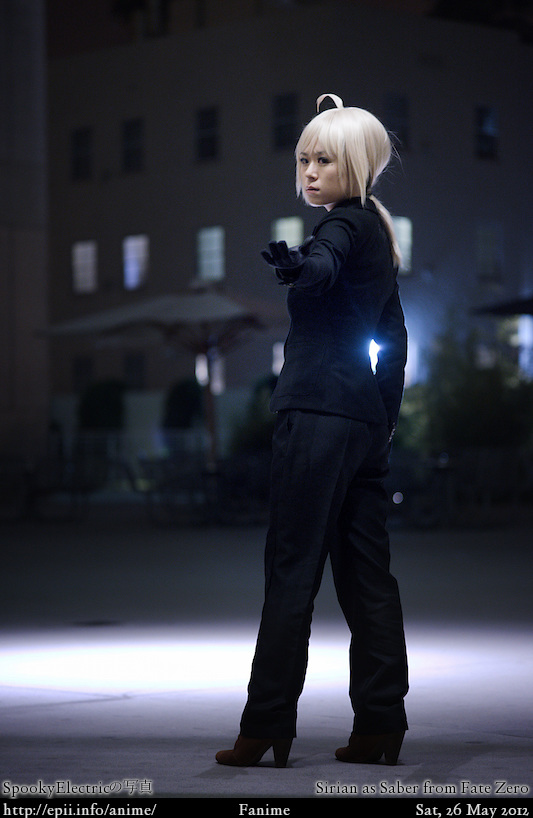 Cosplay  Picture: Fate Zero - Saber 0720