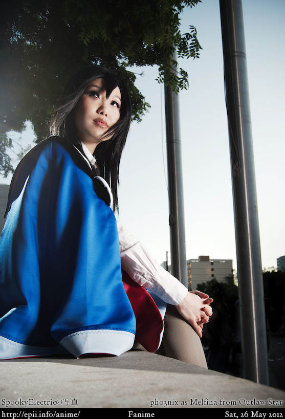 Cosplay  Picture: Outlaw Star - Melfina 0446