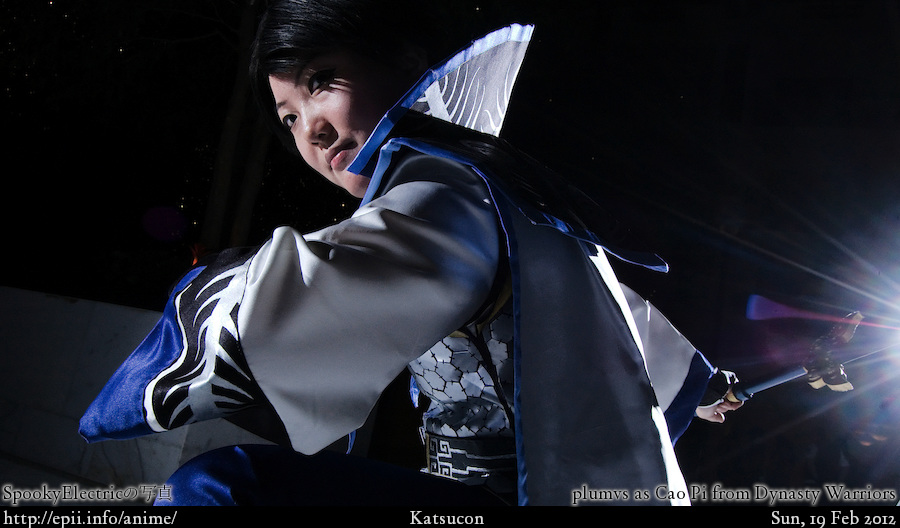 Cosplay  Picture: Dynasty Warriors - Cao Pi 2616