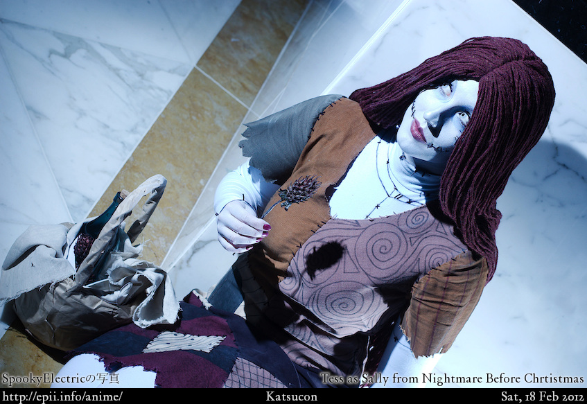Cosplay  Picture: Nightmare Before Chrtistmas - Sally 2218