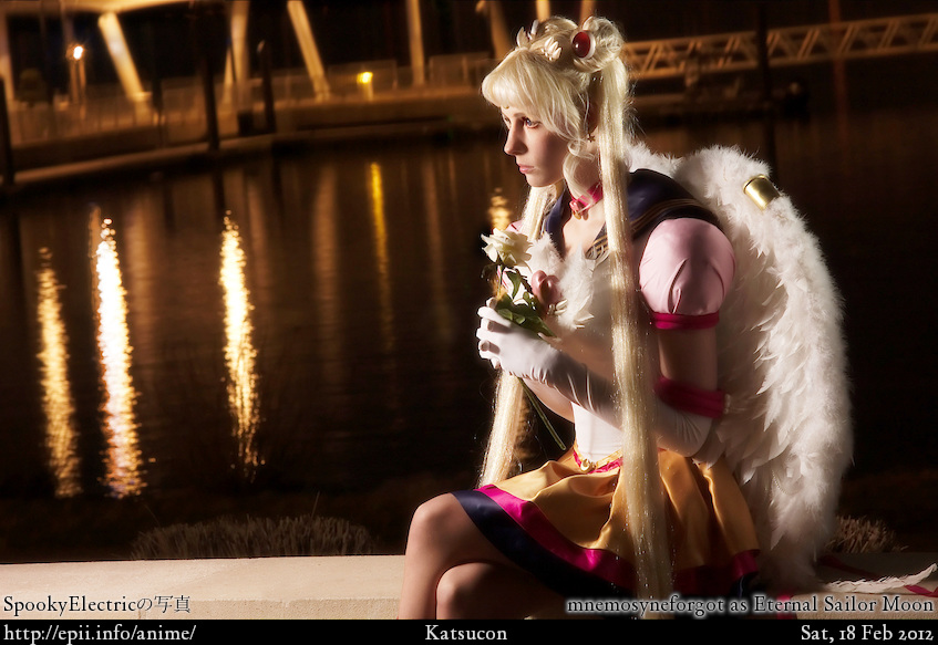 Cosplay  Picture: mnemosyneforgot as Eternal Sailor Moon