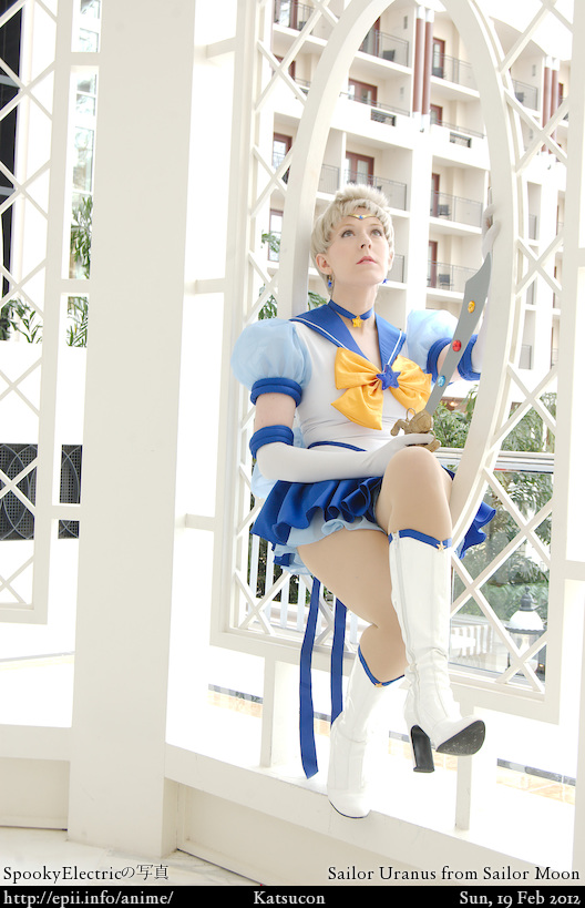 Cosplay  Picture: Sailor Moon - Sailor Uranus 2657